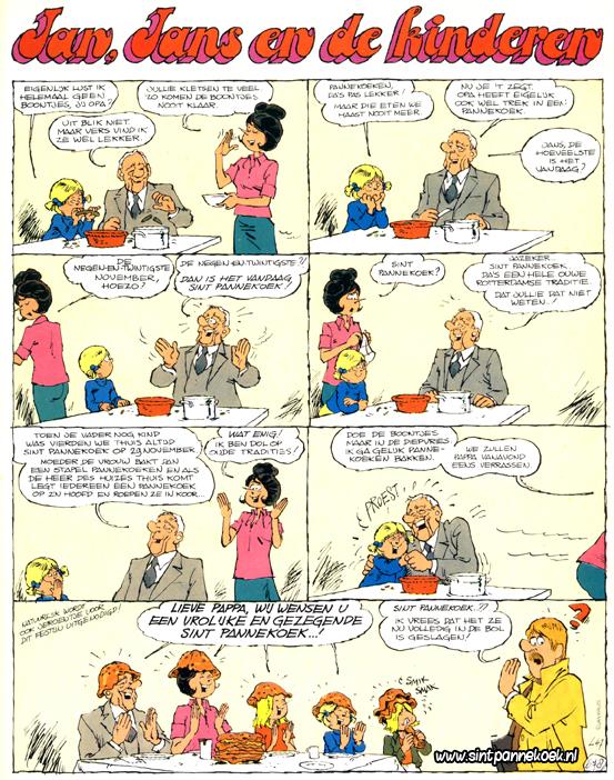 Strip Jan, Jans en de Kinderen